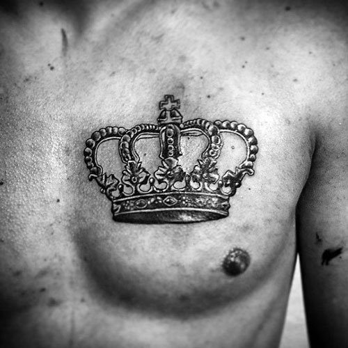 Small Crown Tattoos