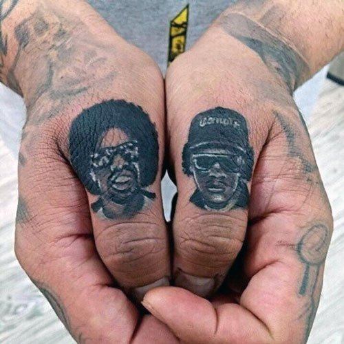 Best Finger Tattoos