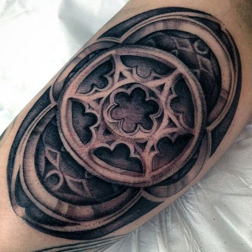 Badass Inner Arm Tattoo Ideas