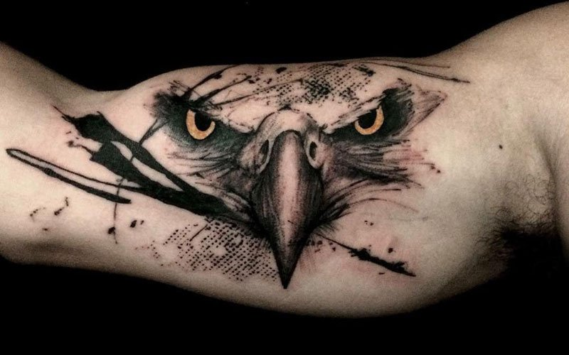 Best Inner Bicep Tattoo Designs