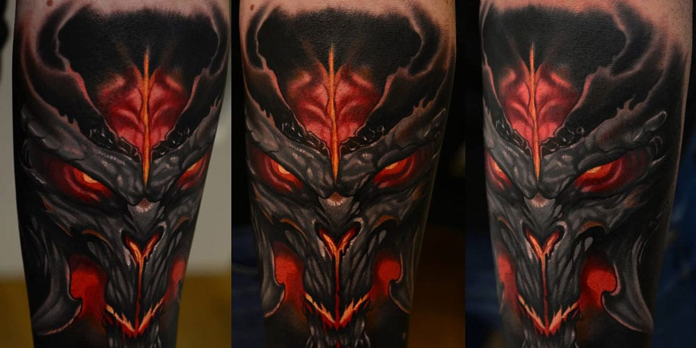 3D Tattoos For Men