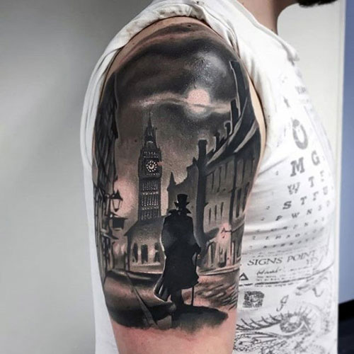 Amazing 3D Tattoo Ideas