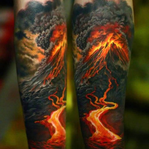 Badass Arm Tattoos For Men