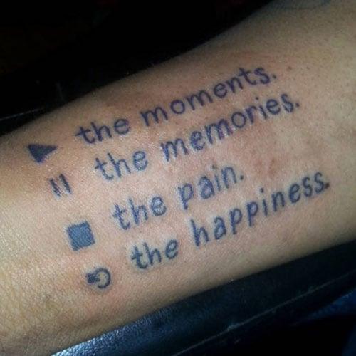 Meaningful Wrist Tattoo Designs