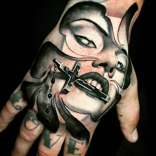 Best Hand Tattoo Ideas