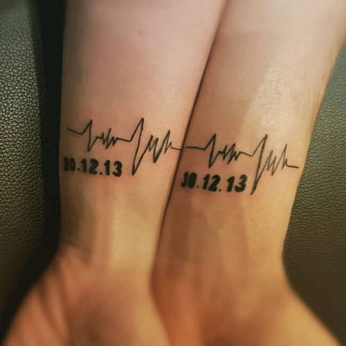 Best His and Her Tattoo Ideas - Relationship Tattoos