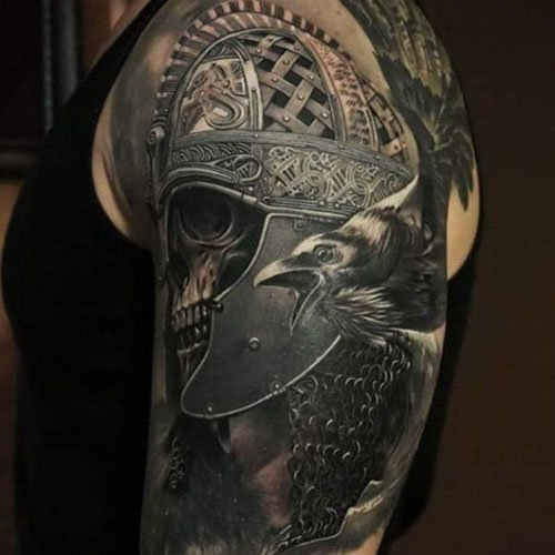Best Shoulder Tattoos For Guys