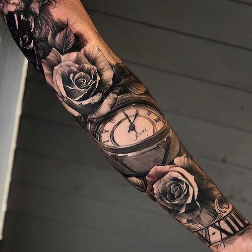 Best Sleeve Tattoo Designs For Guys