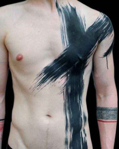Cool Cross Tattoo Ideas