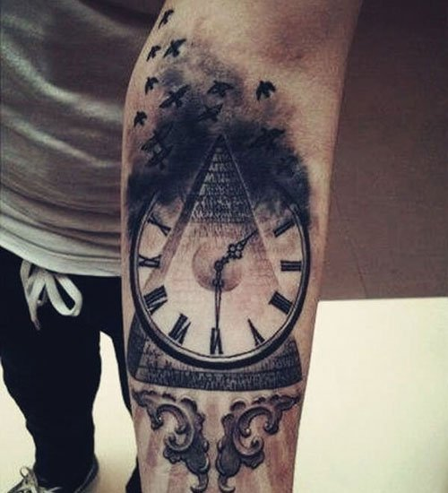 Cool Tattoo Ideas For Lower Arm