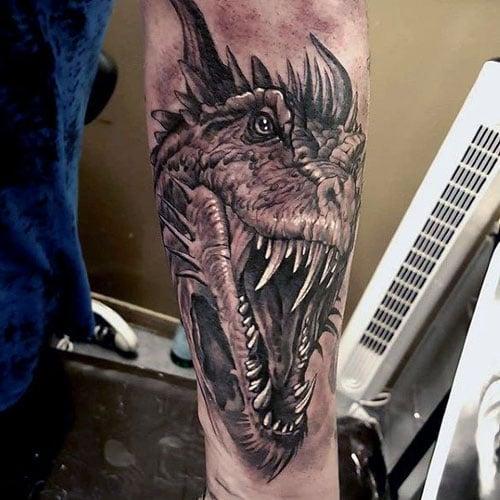 61 Best Dragon Tattoos For Men Cool Design Ideas 2021 Guide