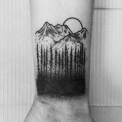 Full Wrist Tattoos For Guys
