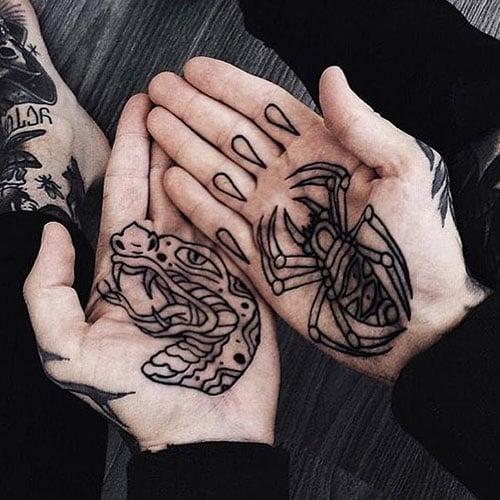 125 Best Hand Tattoos For Men Cool Design Ideas 2020