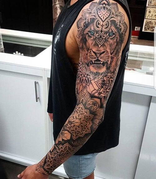 Long Sleeve Tattoo Ideas For Men