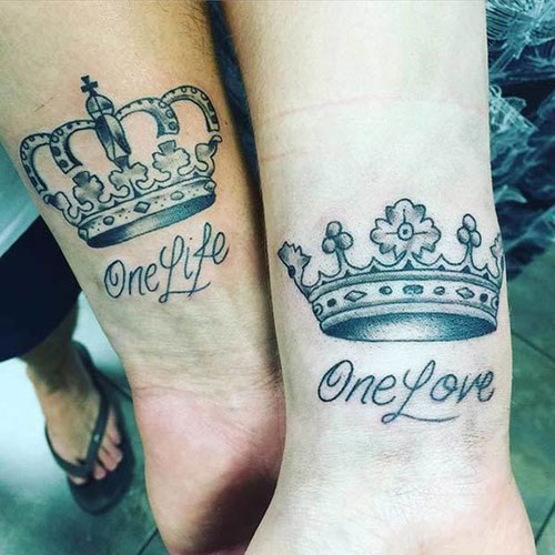 One Life One Love Tattoo
