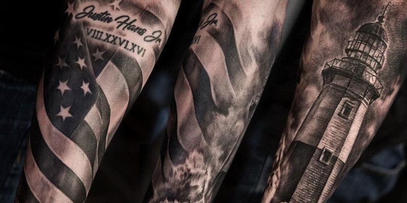 101 Best Sleeve Tattoos For Men Cool Designs Ideas 2020 Guide