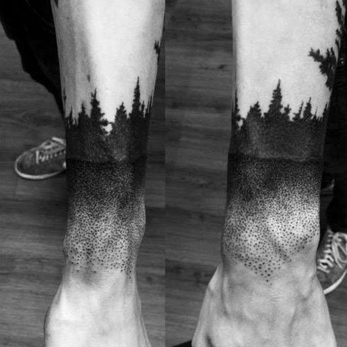 Tattoo Ideas For Hand and Forearm