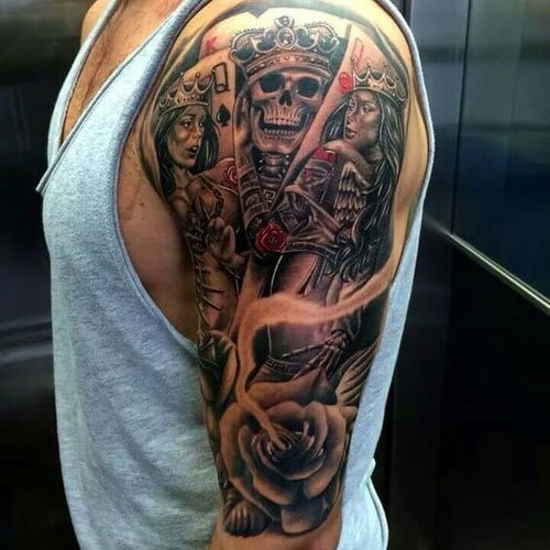 Tattoo Ideas For Men Shoulder