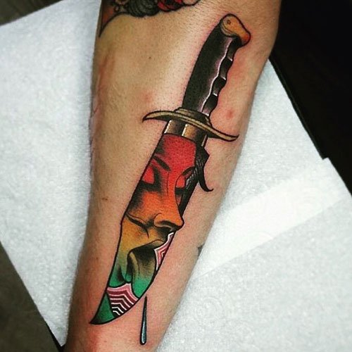 Badass Inner Arm Tattoos For Men