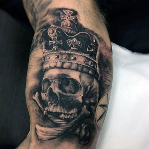 Badass Tattoo Ideas For Guys