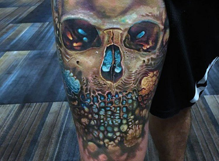 Badass Tattoo Designs