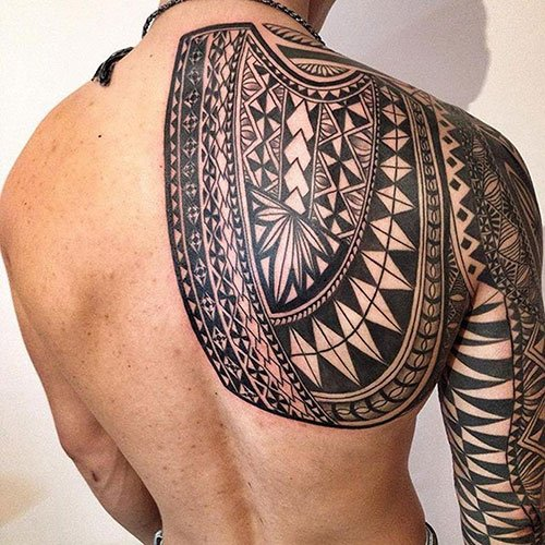 Badass Tribal Tattoo Designs