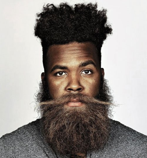 Best Beards For Black Men