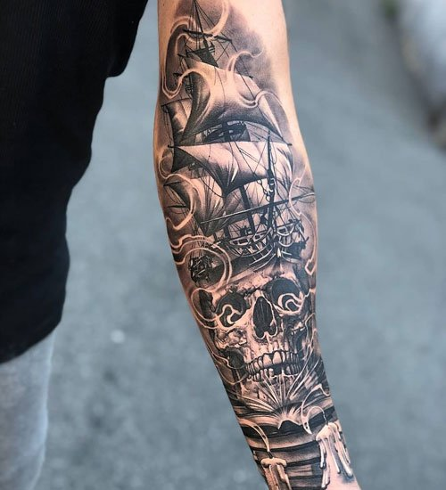 Best Forearm Tattoo Ideas For Men