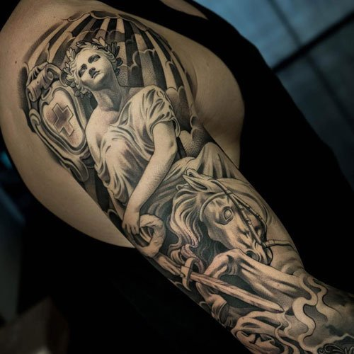 Best Tattoos on the Arm For Men