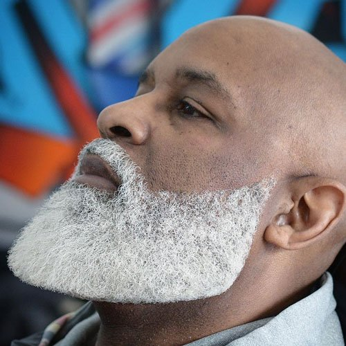 Black Men With White Beards