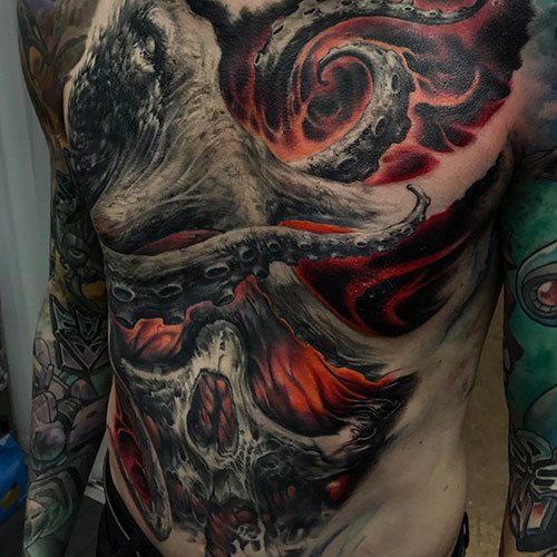Cool Body Tattoos For Guys