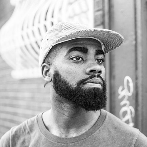 Cool Thick Beard Styles For Black Men