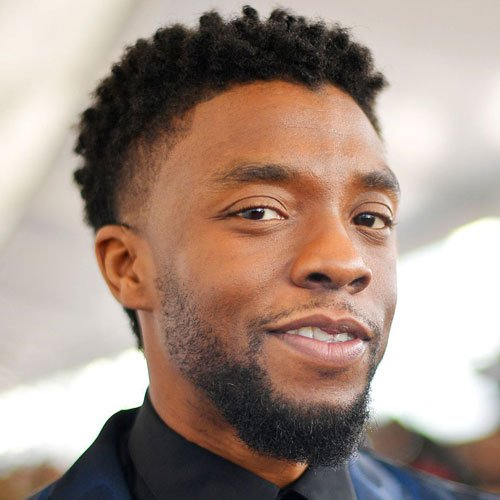 Groomed Beard Style For Black Men