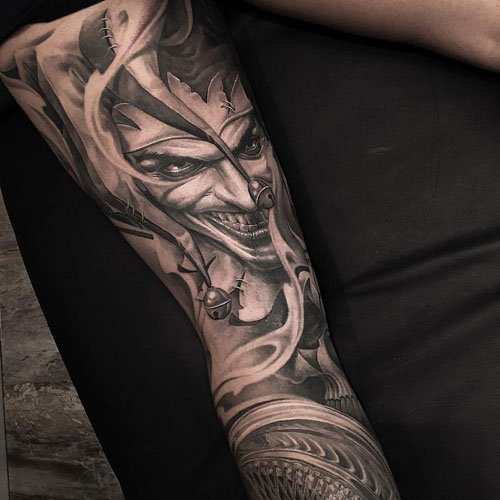 Inner Arm Tattoos For Guys
