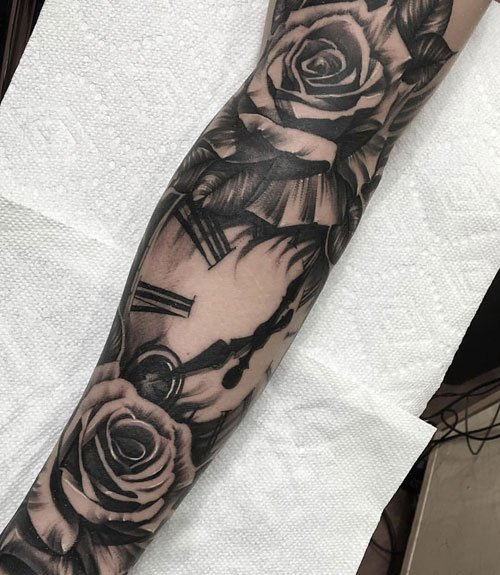 Large Arm Tattoo Ideas