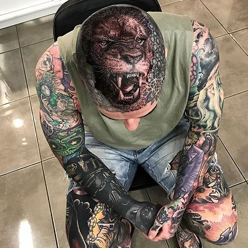 Most Badass Tattoos For Guys