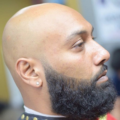 Urban Beard Styles For Black Men