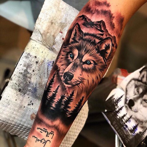 Awesome Half Sleeve Tattoos For Men
