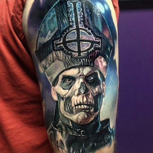 Badass Arm Tattoo Ideas