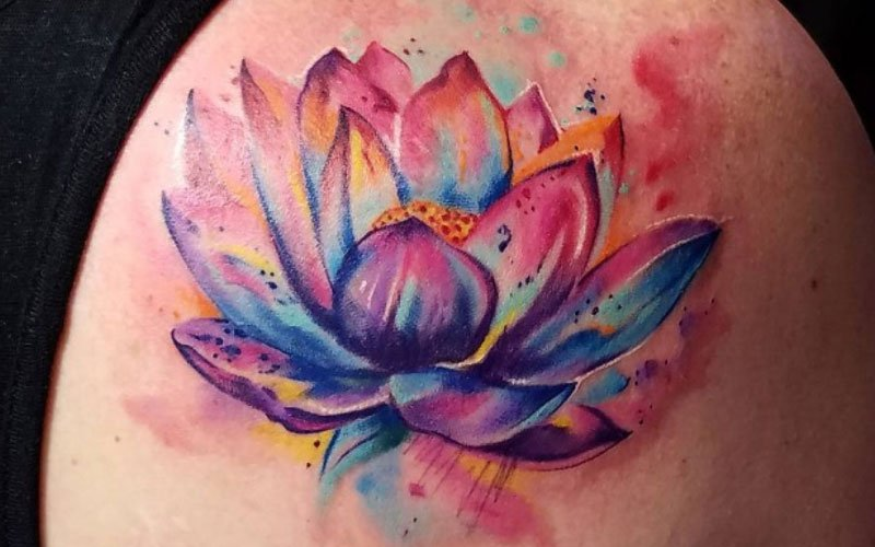 Best Floral Tattoos