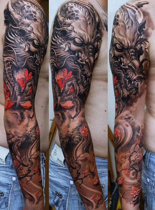 Best Full Sleeve Tattoo Ideas