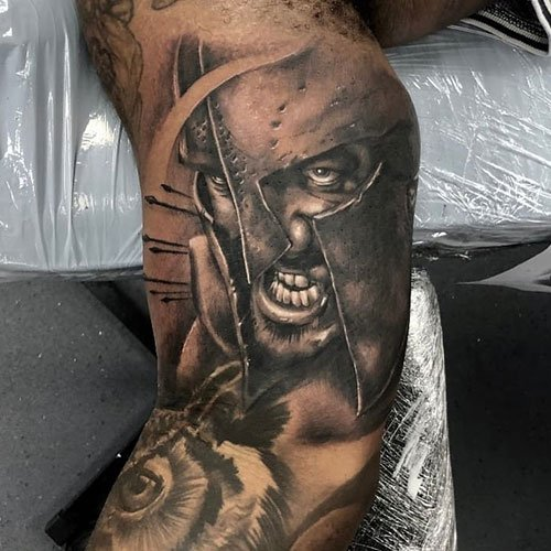 Best Inner Arm Bicep Tattoo Designs