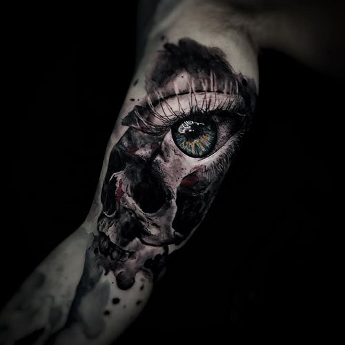 Best Inner Arm Tattoos For Guys