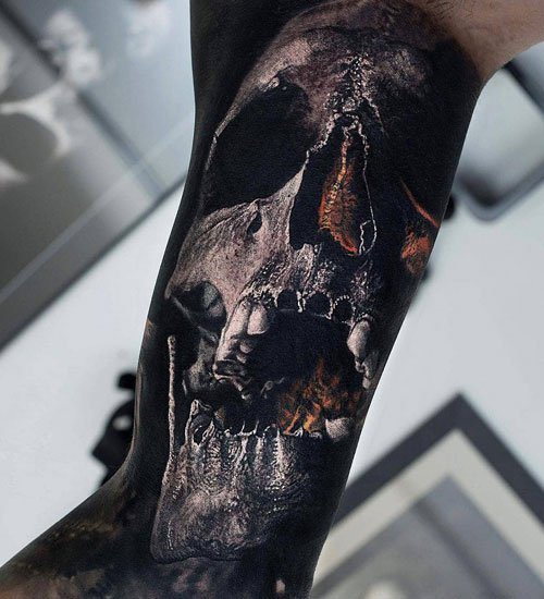 Best Men's Half Sleeve Tattoo Ideas