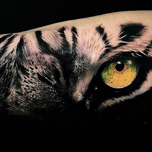 Best Outer Bicep Tattoo Designs