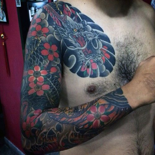 Best Sleeve Tattoo Ideas For Men