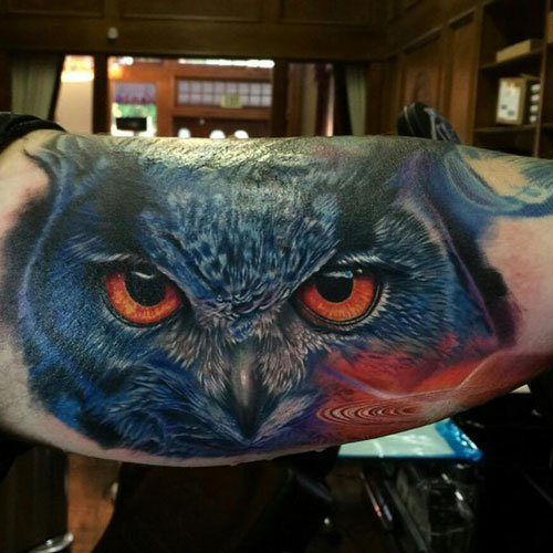 Cool Bicep Tattoo Designs