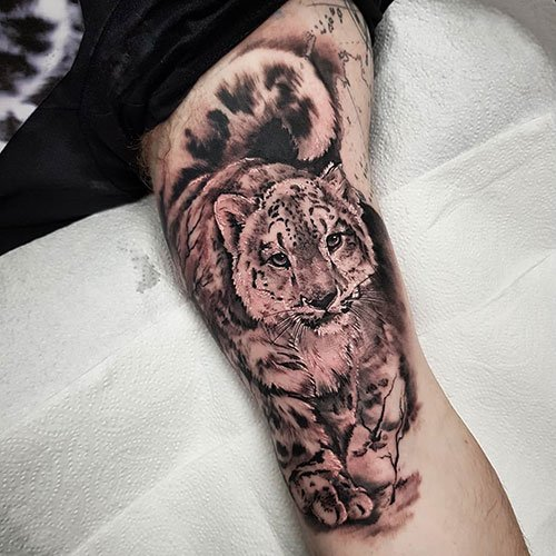 Cool Bicep Tattoo Ideas For Guys