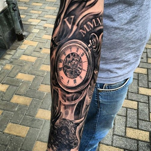 Cool Forearm Tattoo Ideas For Men