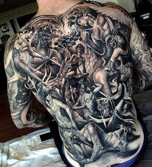 Cool Tattoo Designs For Guys